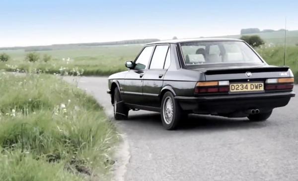 BMW M5 E28 (2)