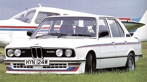 BMW M535i E12 (2)