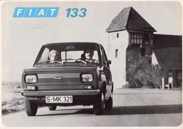 Fiat 133 concord