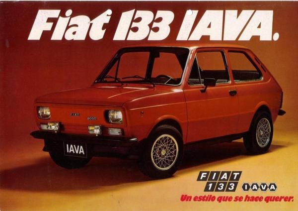 Fiat IAVA 133 T
