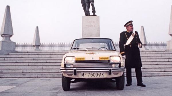 El Renault Siete en su prueba por la, por entonces buena, revista Autopista