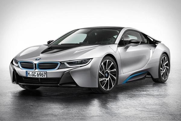 faros laser BMW