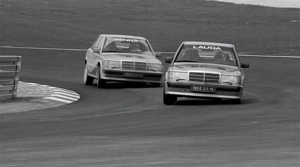 Lauda Nurburgring carrera