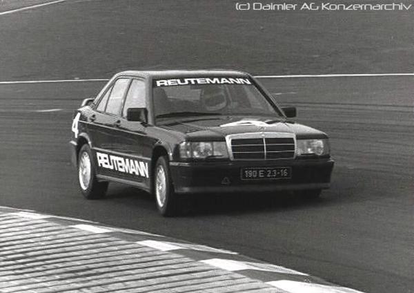 Reutemann Carrera Nurburgring