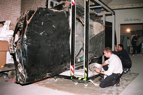 museo dodge carrero blanco atentado
