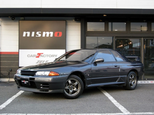Nissan nismo R33