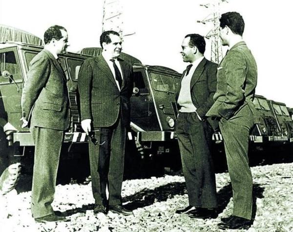 Valeriano, Eduardo, Graciliano y Celso