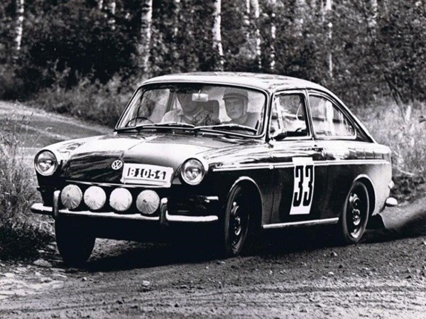 piloto rallyes Bjorn Waldegard