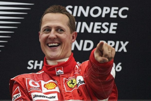 Schumacher vuelve a casa