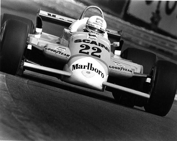 Adios Andrea de Cesaris