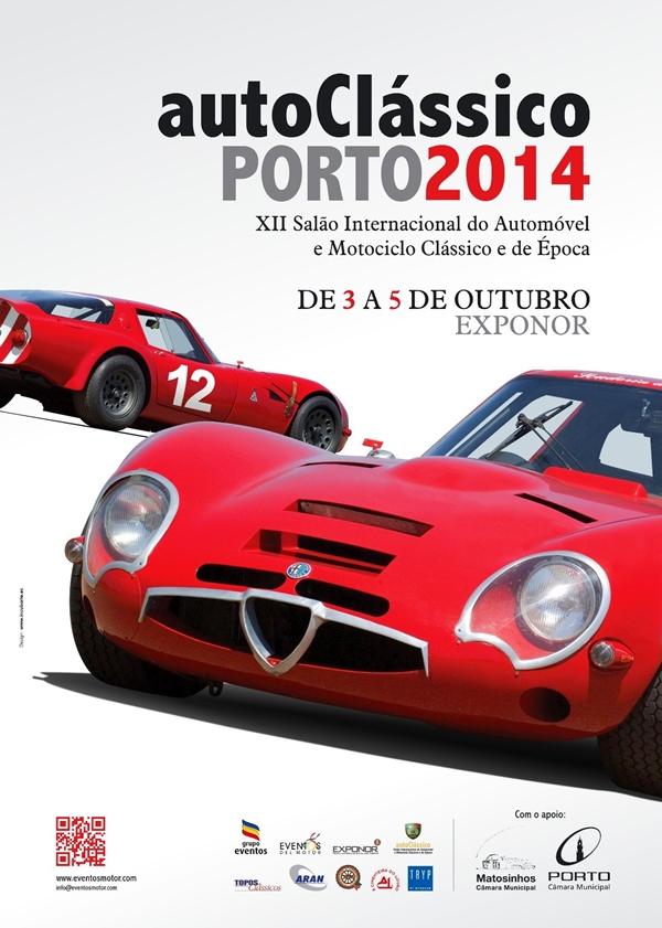 Autoclassico Porto 2014