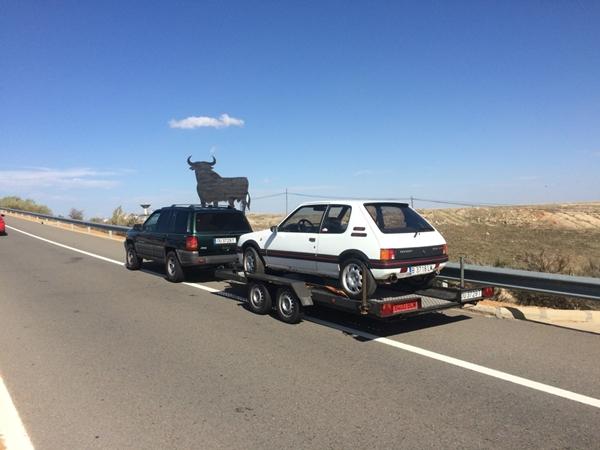 205 GTI nuevo