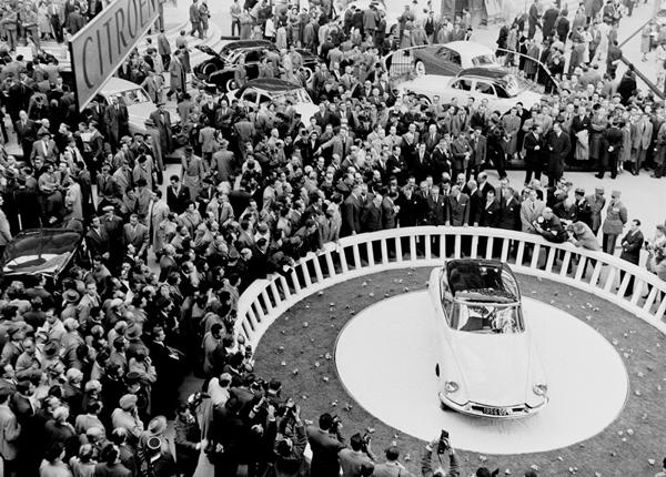 40 años del Citroën CX