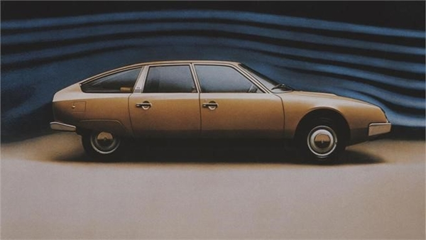 Citroën CX 2000 Economique
