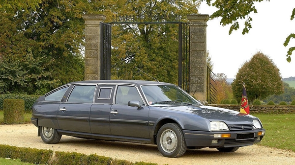 Citroën CX 40 años