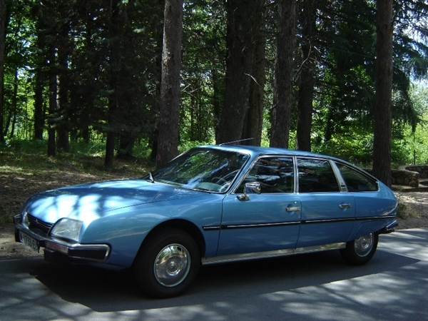 Citroën CX Palas