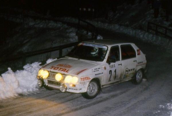 Aniversario Montecarlo rallye