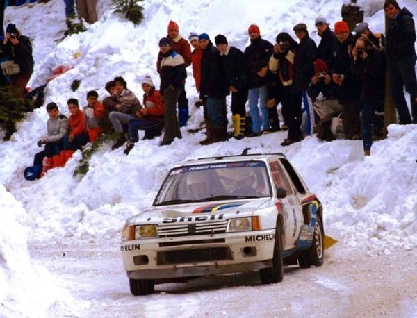 Bruno Saby Peugeot Montecarlo