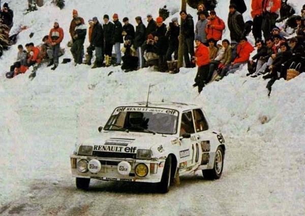 Dany Snobeck Montecarlo nieve