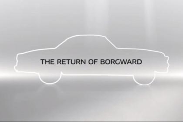 la vuelta de Borgward