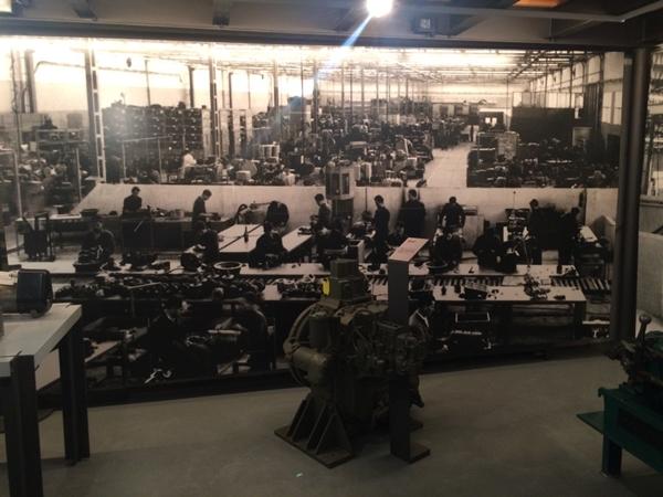 Museo Eduardo Barreiros Concentración Club Talbot