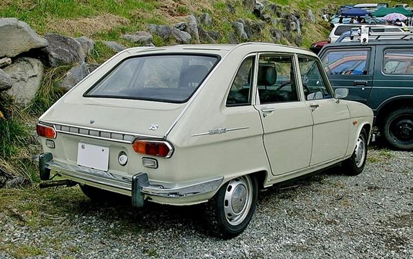 Renault 16 50 años