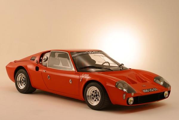 Ligier JS1