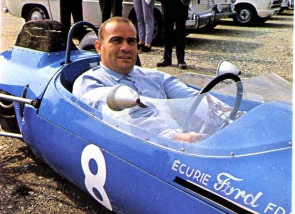 Muere Guy Ligier